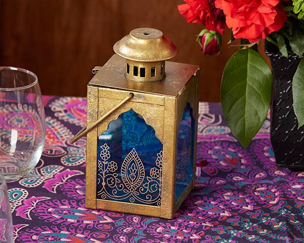 Indian Jewel Lantern