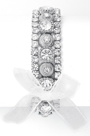 Mariell 3-Pc. Layered Prom Stretch Bracelet Set
