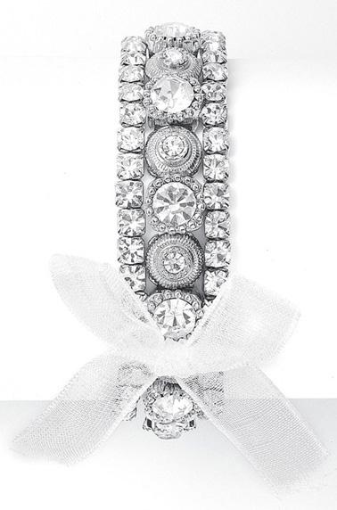 Mariell 3-Pc. Layered Prom Stretch Bracelet Set