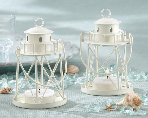 By the Sea, Lighthouse Tea Light Holder