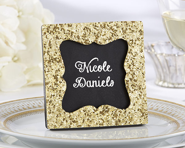 All that Glitters, Gold Glitter Frame