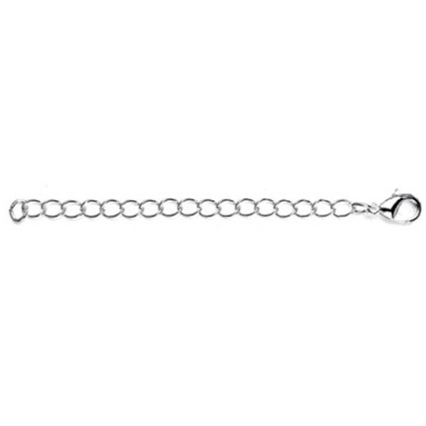 Mariell Chain Necklace Extender with Lobster Clasp