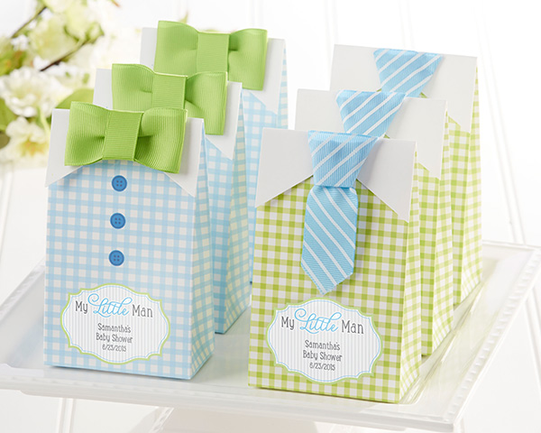 My Little Man, Candy Bags: Set of 24 Assorted, Available Personalized
