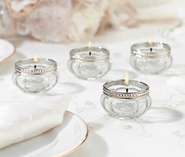 Lillian Rose Tealight Cups: Set of 4
