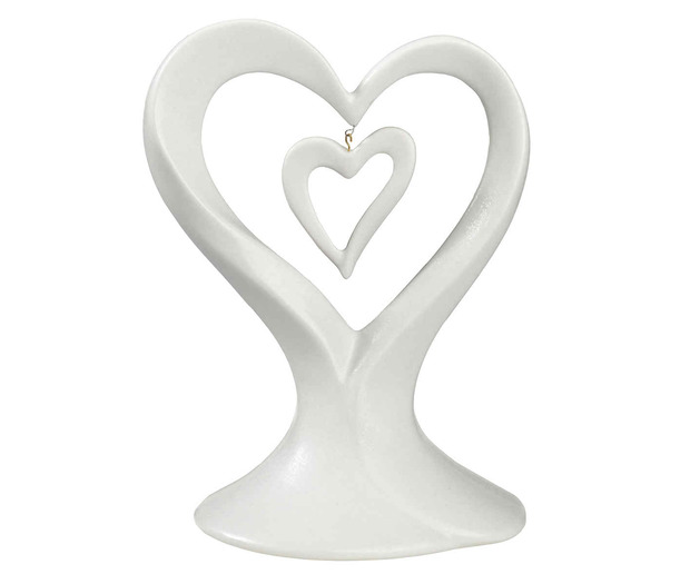 Lillian Rose Double Heart Caketop