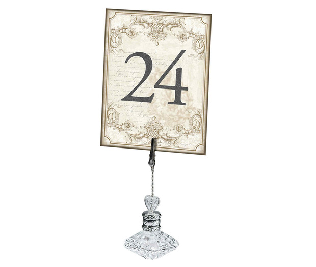 Lillian Rose Set of 4 Place Card Holder