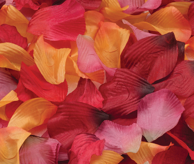 Lillian Rose Rose Petals - Fall Assorted