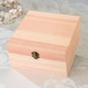Lillian Rose Wooden Card Box - Blank