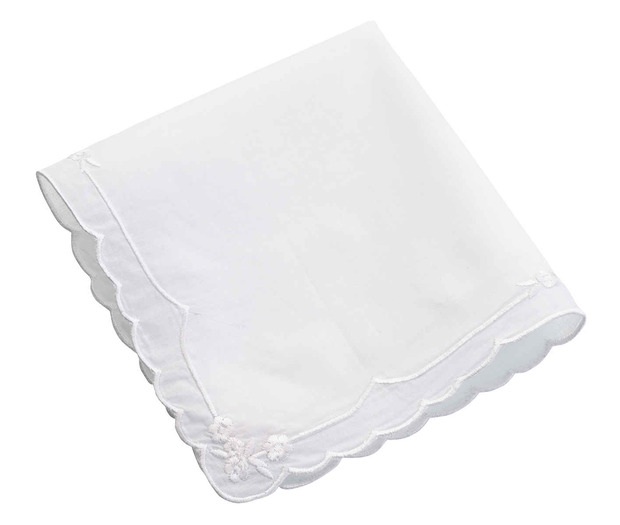Lillian Rose Women's Cotton Hankie
