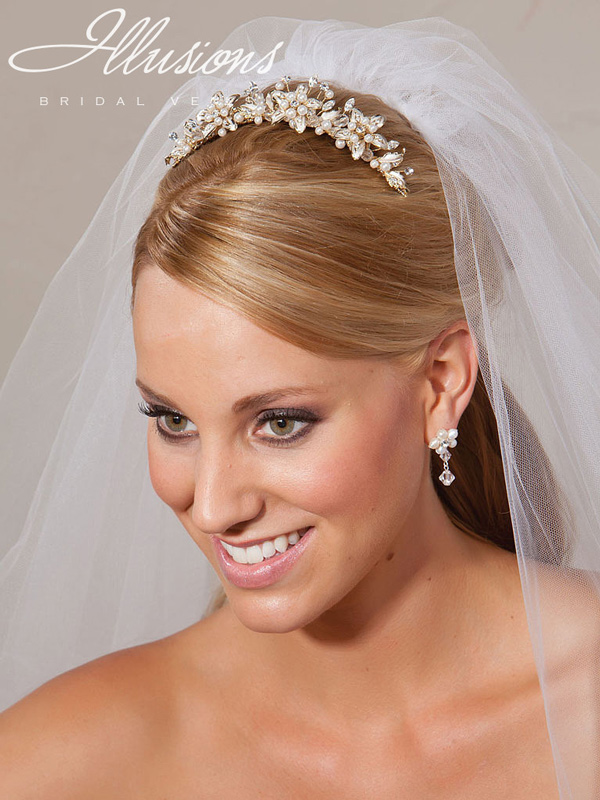Illusions Bridal Headpieces 2734