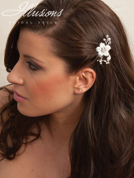 Illusions Bridal Hair Accessories 3250