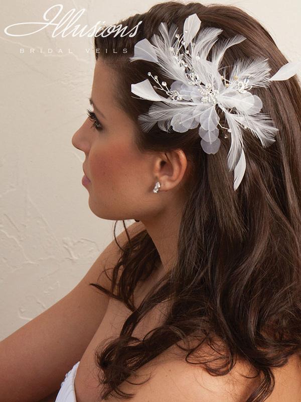 Illusions Bridal Hair Accessories 8233