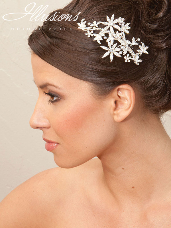 Illusions Bridal Hair Accessories 8247