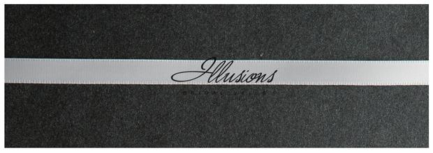 Illusions Bridal Ribbon Edge Veil C5-302-3R