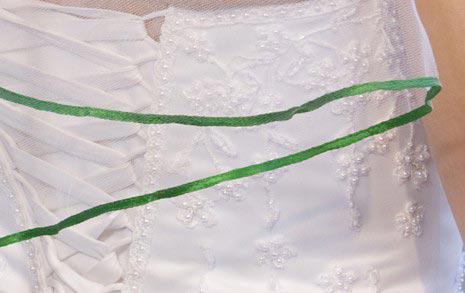 Illusions Bridal Colored Veils and Edges C7-252-1R-EM