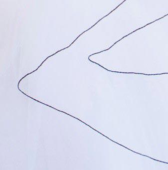 Illusions Bridal Colored Veils and Edges ILB-C7-362-C-NB