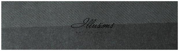Illusions Bridal Cut Edge Veil S1-202-CT