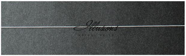 Illusions Bridal Corded Edge Veil S1-452-C: Pearl Accent