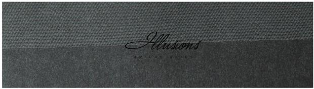 Illusions Bridal Cut Edge Veil S7-252-CT