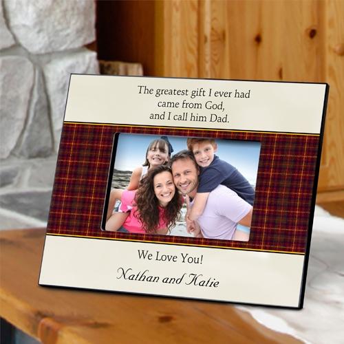 JDS Father's Poem Frames