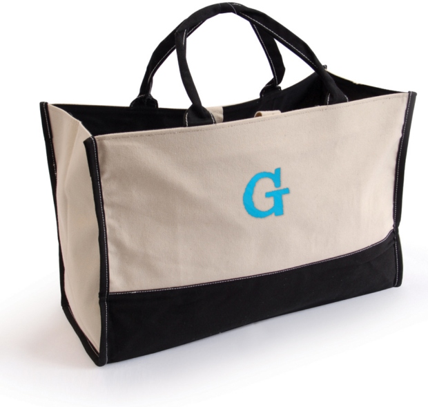 JDS Personalized Metro Tote 'Em Bag