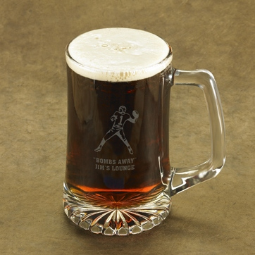 JDS Personalized Icon Sports Mug