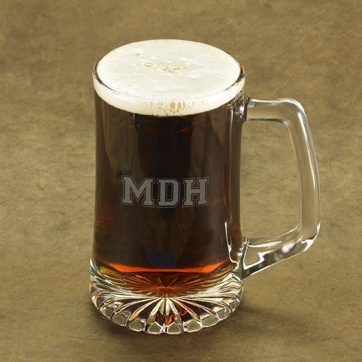 JDS Personalized Monogram Sports Mug