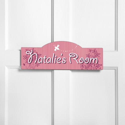 JDS Personalized Signs: Kid's Room