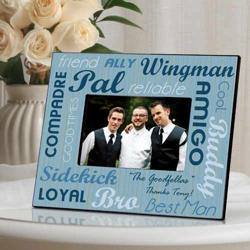 JDS Personalized Picture Frame: Best Buds, Wholesale