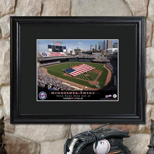 JDS Personalized Print: Major League Baseball Stadium