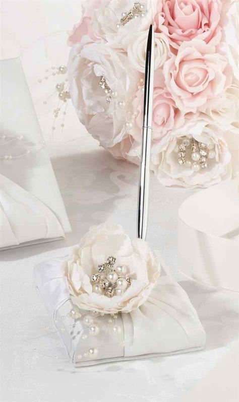 Lillian Rose Chic & Shabby Pen Set