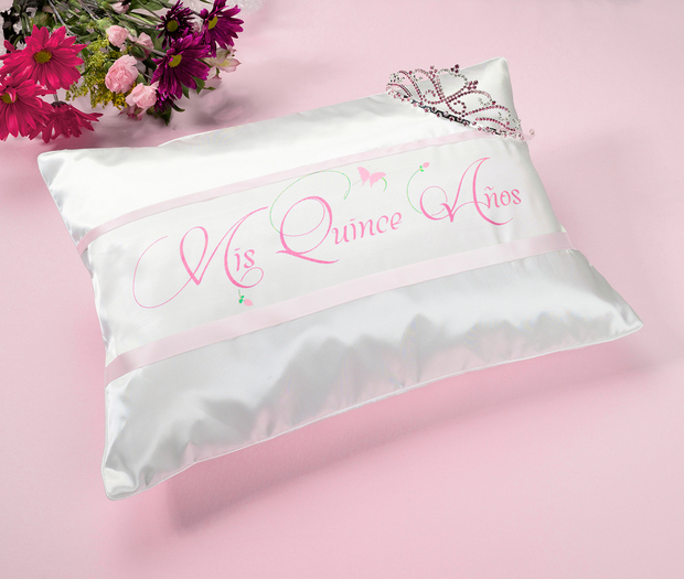 Lillian Rose Mis Quince Anos Pillow