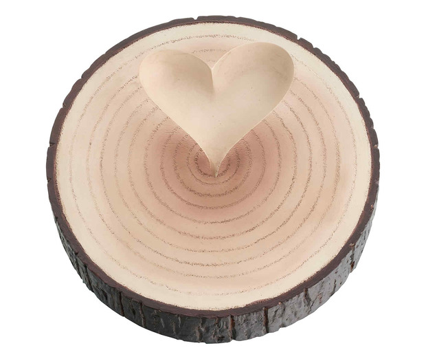 Lillian Rose Tree Trunk Ring Holder