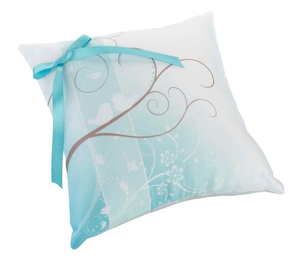 Lillian Rose Love Birds Ring Pillow