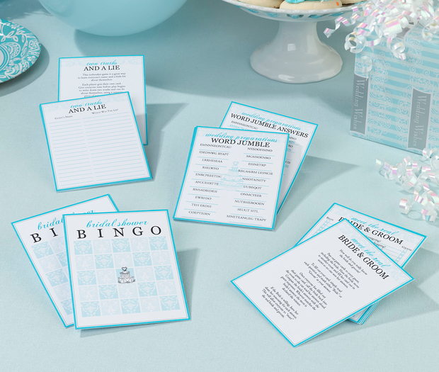 Lillian Rose Bridal Shower Game Packet