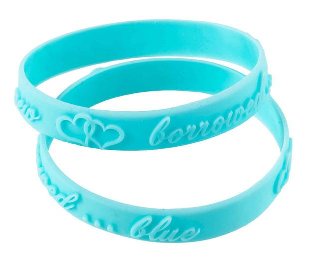 Lillian Rose Set of 18 Shower Bracelets
