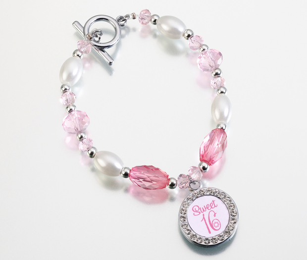 Lillian Rose Sweet Sixteen Bracelet