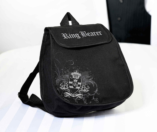 Lillian Rose Ring Bearer Backpack