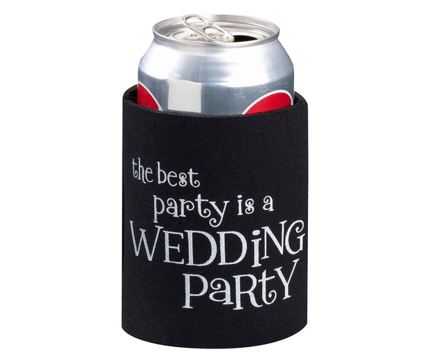 Lillian Rose Wedding Party Cup Cozy