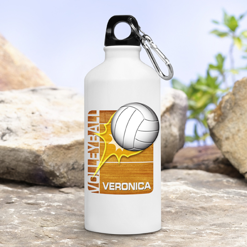 JDS Personalized Kid's Sports Water Bottles