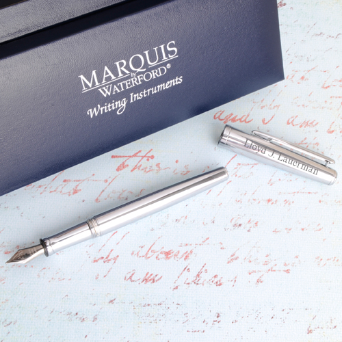 JDS Personalized Waterford Claria Fountain Pen