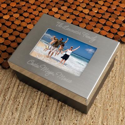 JDS Wholesale Personalized Lasting Memories Keepsake Box