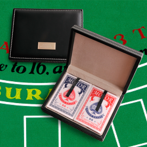 JDS Personalized Card Sharks Case