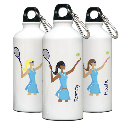 "JDS Personalized ""Go-Girl"" Water Bottle"