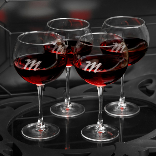JDS Personalized Connoisseur: Red Wine Set