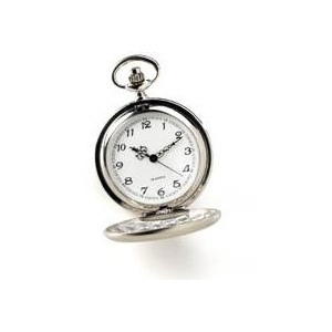 JDS Personalized Pocket Watch: High Polish