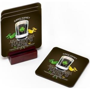 JDS Personalized Coaster Set