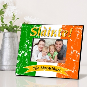 JDS Personalized Irish Picture Frames
