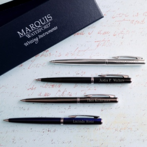 JDS Personalized Waterford Arcadia Ballpoint Pen
