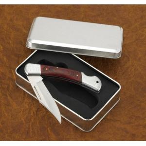JDS Personalized Yukon Lock Back Knife